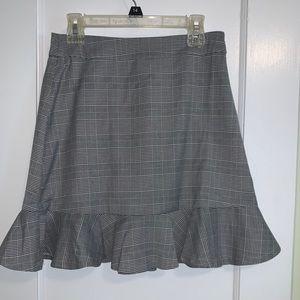 Plaid skirt!!!
